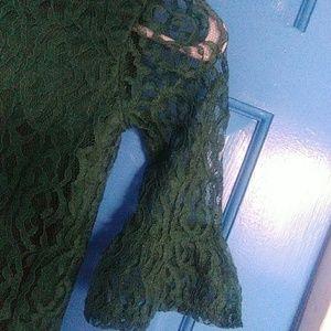 Beebay Dresses - 💚Cute lace dress💚